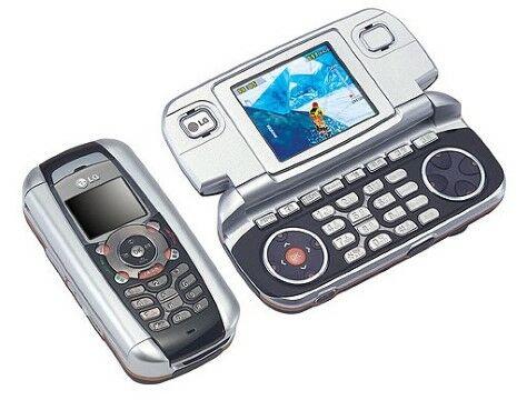 LG SV360 Custom 6d446