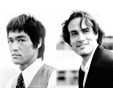 Bruce Lee And Brandon Lee Ec300