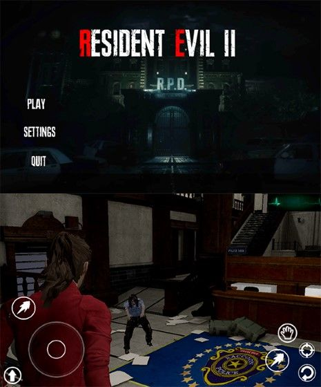 Cara Instal Resident Evil 2 Remake Android 3 0299b