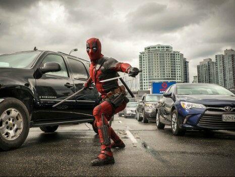 Superhero Deadpool Custom 20231