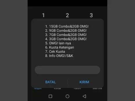 Paket Telkomsel 220a5