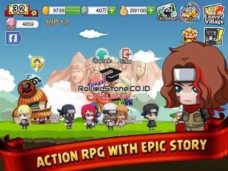 Download Ninja Heroes Mod Apk Df831