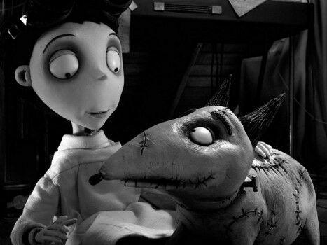 Animasi Horor Frankenweenie 2012 Custom Ba38f