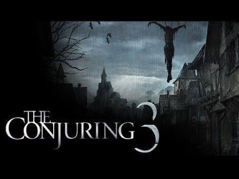 Film Sekuel The Conjuring The Devil Made Me Do It Custom Eab18