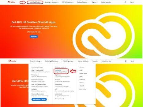 Cara Download Photoshop Gratis Di Laptop Pilih Creativy And Design 76802