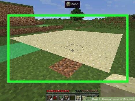 Cara Membuat Rumah Di Minecraft Creative C1b19