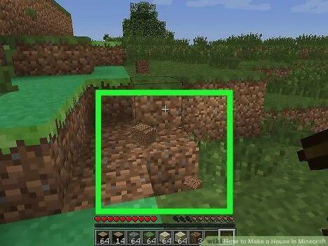 Cara Membuat Rumah Di Minecraft Survival F9ab9