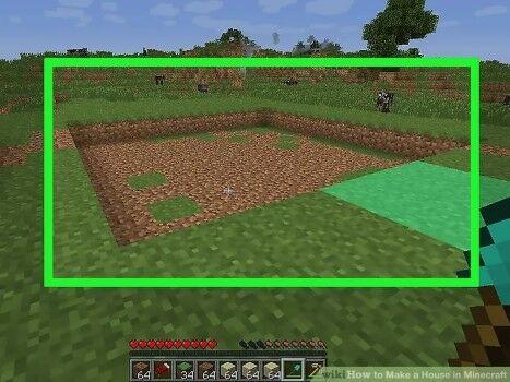 Cara Membuat Rumah Kecil Di Minecraft A625d