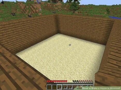 Cara Membuat Rumah Mewah Di Minecraft A30b7
