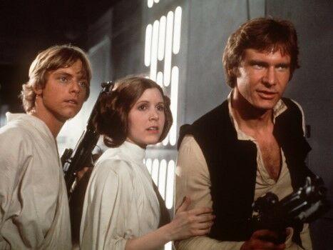 Star Wars A New Hope 9b6de