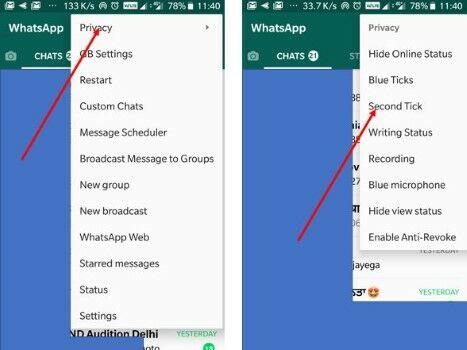 Gb Whatsapp Pro Terbaru 2020 Cfe2a