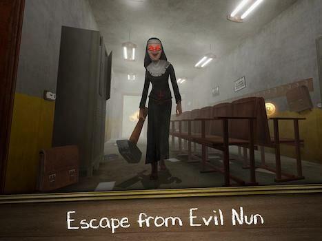 Evil Nun Mod Apk 1 7 2 Unlimited Money 16d1d