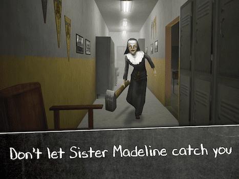 Evil Nun Mod Apk God Mode 96097