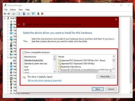 Cara Mematikan Keyboard Laptop6 Custom 91396
