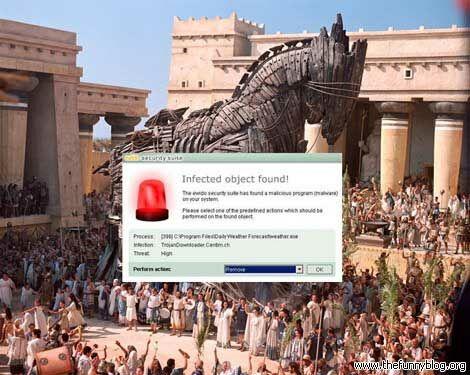 Perbedaan Malware Trojan