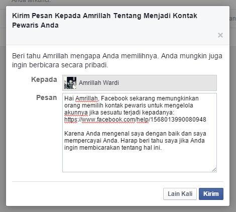 Facebook Waris1