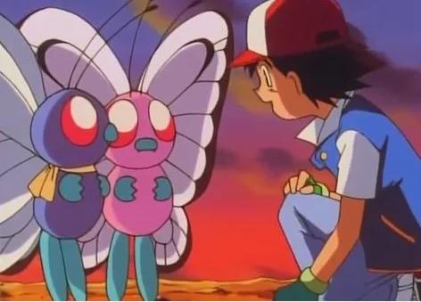 Pokemon Yang Dilepas Oleh Ash 1