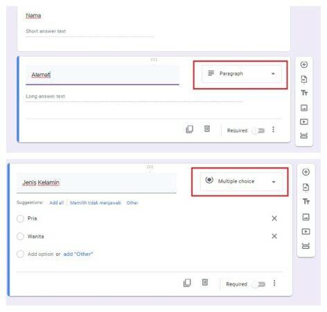Contoh Kuesioner Google Form 631a6