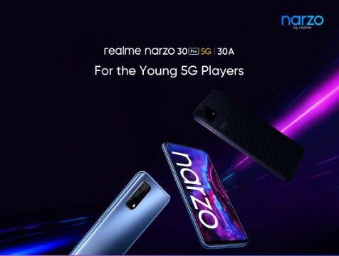 Realme Narzo 30a 4173f