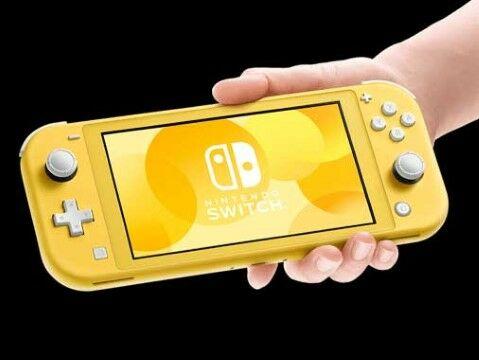 Nintendo Switch Lite Kapan Dijual C4022