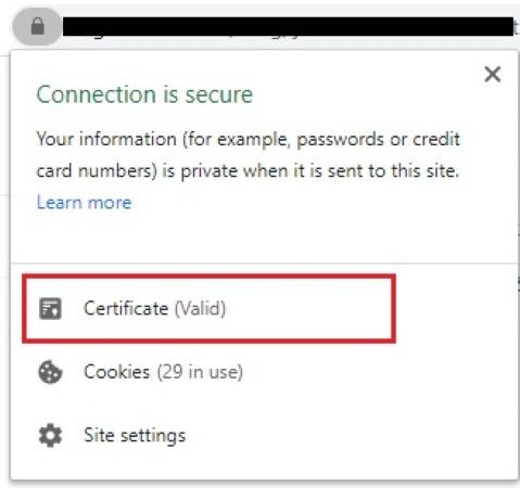 Cara Mengatasi Your Connection Is Not Private Pada Google Chrome C6b5c