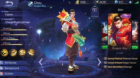 Chou 7aa51