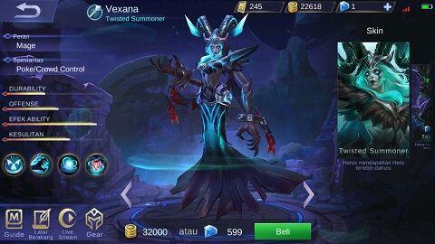 Vexana 43437