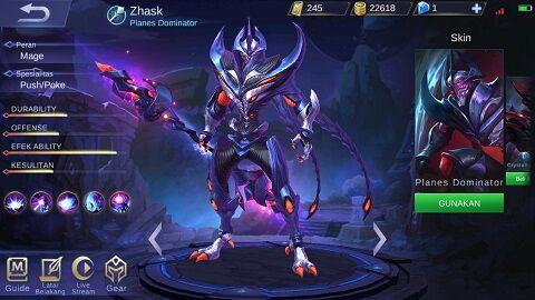 Zhaks 7e625