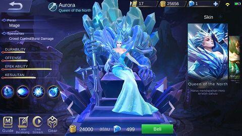 Aurora 64334
