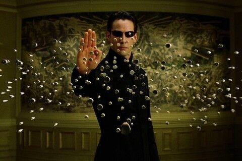 The Matrix 2647a