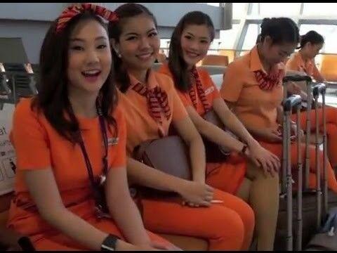 Pramugari Thailand