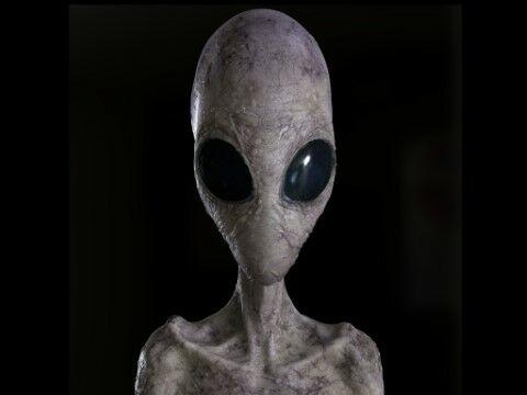 Keberadaan Alien 7d9c0