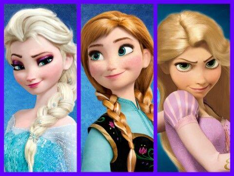 Teori Disney Frozen Dan Rapunzel 8979c