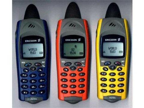 Sony Ericsson R310S 1c8cc