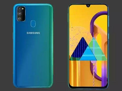 Samsung Galaxy M30s 9fadd