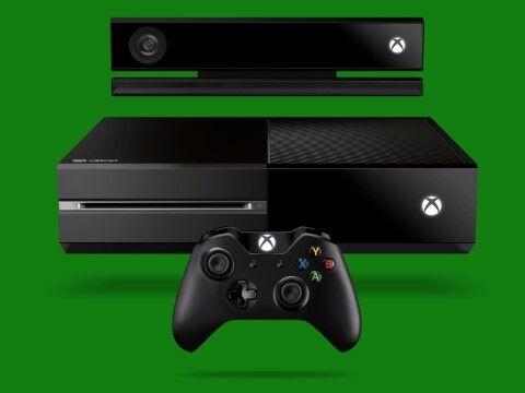 Bundling Xbox One Dan Kinect 07974