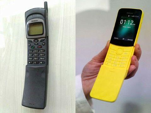 Nokia 8110 4G D2816