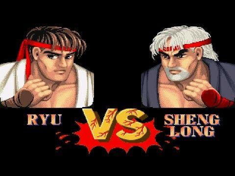 Street Fighter II 62851