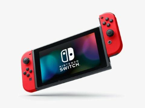 Nintendo Switch 2ffc1