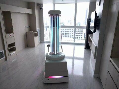 UVD Robot 69b0c