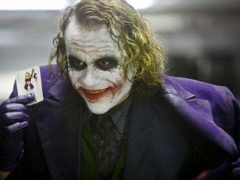 Heath Ledger The Dark Knight A4921
