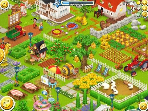 Hay Day Mod Apk Unlimited Diamond 870fb