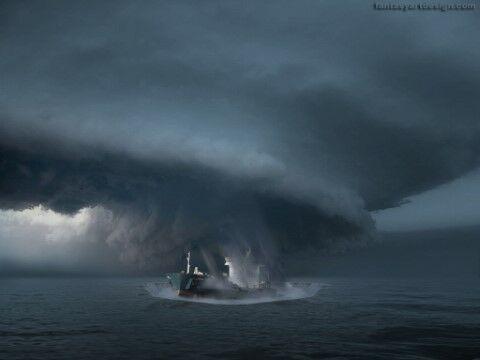 Bermuda Triangle Hurricane D0ee7