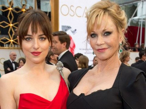 Artis Ibu Dan Anak Dakota Johnson Melanie Griffith 216fb