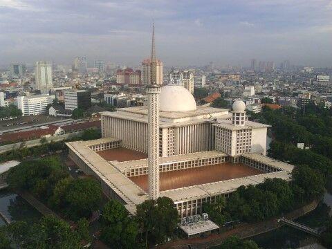 Friedrich Silaban Masjid Istiqlal 0e455