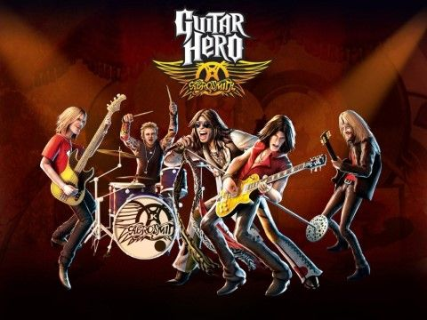 Cheat Guitar Hero 1 Ps2 Guitar Hero Aerosmith Bdea4
