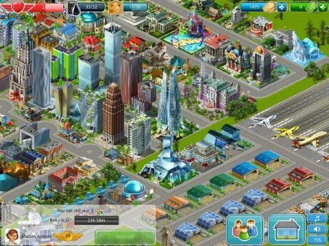 Airport City Mod Apk 2021 62866
