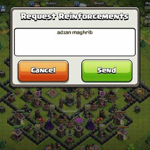 Ada Yang Suka Request Adhan Maghrib