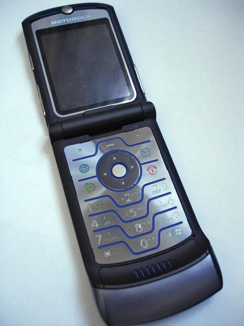 10 Handphone Unik Yang Pernah Dijual 1
