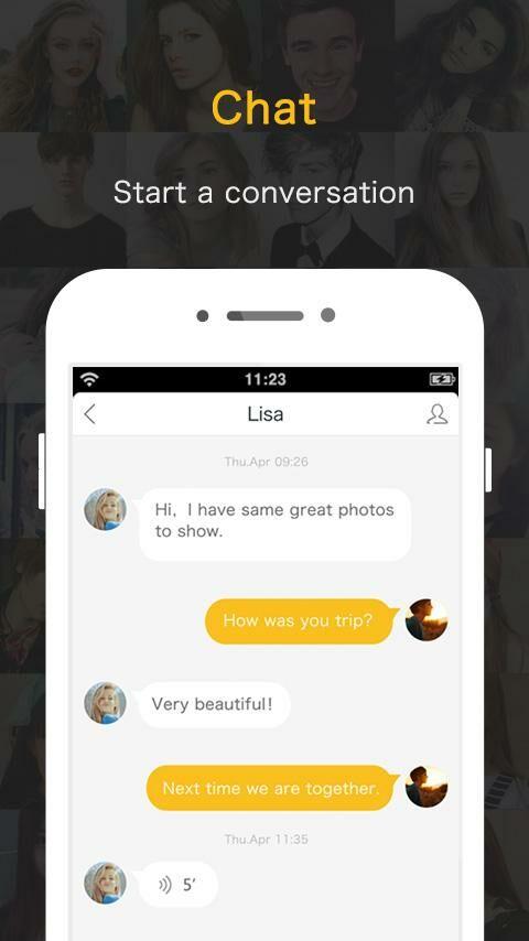 Aplikasi Chat Baru